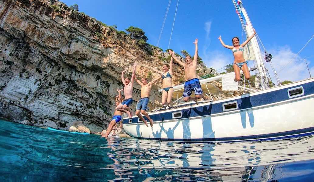 vie en communauté sailsquare ou la colocation sur un bateau