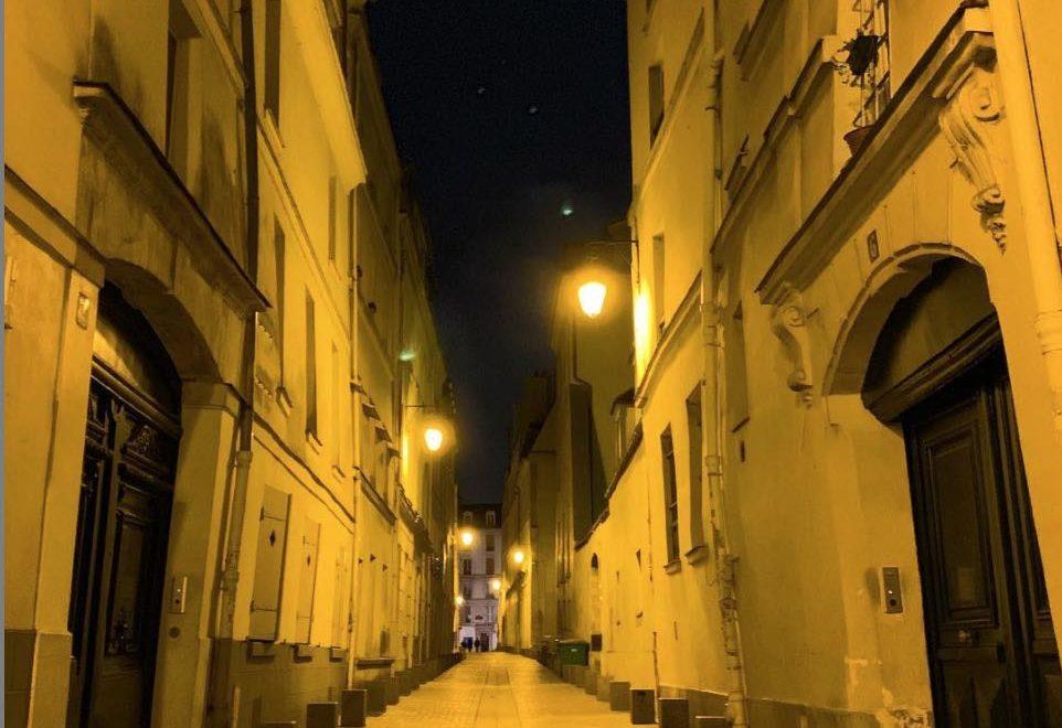 La solitude urbaine